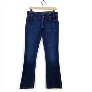 DL1961 Cindy Petite Slim Boot Cut Jeans Size 29
